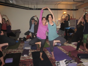 Prenatal 1 Yoga Teacher Training Los Angeles