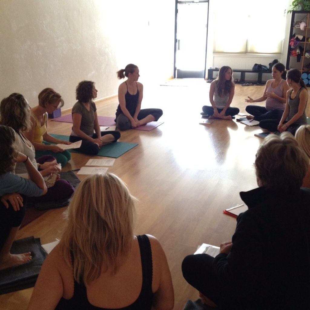 Prenatal Yoga Certification